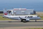 yabyanさんが、中部国際空港で撮影したジェイ・エア ERJ-170-100 (ERJ-170STD)の航空フォト(写真)