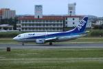 resocha747さんが、宮古空港で撮影したANAウイングス 737-54Kの航空フォト(写真)