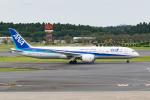 きゅうさんが、成田国際空港で撮影した全日空 787-9の航空フォト(写真)