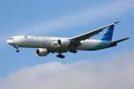 トールさんが、成田国際空港で撮影したガルーダ・インドネシア航空 777-3U3/ERの航空フォト(写真)