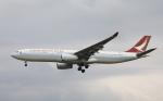 MOHICANさんが、福岡空港で撮影したキャセイドラゴン A330-343Xの航空フォト(写真)