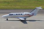 yabyanさんが、中部国際空港で撮影した不明 510 Citation Mustangの航空フォト(飛行機 写真・画像)