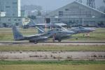 こーき747さんが、小松空港で撮影した航空自衛隊 F-15DJ Eagleの航空フォト(写真)