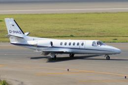 yabyanさんが、中部国際空港で撮影した不明 551 Citation II/SPの航空フォト(飛行機 写真・画像)