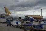 nobu2000さんが、フランクフルト国際空港で撮影したガルフ・エア A320-214の航空フォト(写真)