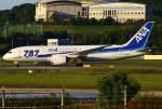 あしゅーさんが、福岡空港で撮影した全日空 787-8 Dreamlinerの航空フォト(写真)