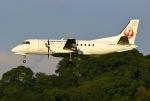 あしゅーさんが、福岡空港で撮影した日本エアコミューター 340Bの航空フォト(写真)