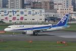 幹ポタさんが、福岡空港で撮影した全日空 A320-271Nの航空フォト(写真)