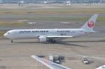 amagoさんが、羽田空港で撮影した日本航空 767-346の航空フォト(写真)