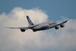 GNPさんが、成田国際空港で撮影した日本貨物航空 747-8KZF/SCDの航空フォト(写真)