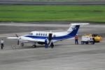 T.Sazenさんが、名古屋飛行場で撮影したダイヤモンド・エア・サービス 200T Super King Airの航空フォト(写真)