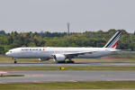 panchiさんが、成田国際空港で撮影したエールフランス航空 777-328/ERの航空フォト(写真)