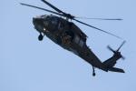 チャッピー・シミズさんが、ロングビーチ空港で撮影したアメリカ陸軍 UH-60A Black Hawk (S-70A)の航空フォト(写真)