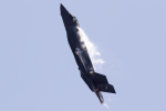 チャッピー・シミズさんが、ロングビーチ空港で撮影したアメリカ空軍 F-35A Lightning IIの航空フォト(写真)