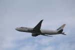Fly Yokotayaさんが、香港国際空港で撮影したエアロ・ロジック 777-FZNの航空フォト(写真)