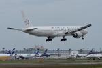 qooさんが、成田国際空港で撮影したシンガポール航空 777-312/ERの航空フォト(写真)