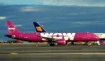 kamerajiijiさんが、ケプラヴィーク国際空港で撮影したWOWエア A321-253Nの航空フォト(写真)