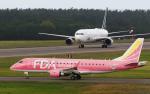 ひげじいさんが、庄内空港で撮影したフジドリームエアラインズ ERJ-170-200 (ERJ-175STD)の航空フォト(写真)