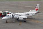 りんたろうさんが、釧路空港で撮影した北海道エアシステム 340B/Plusの航空フォト(写真)
