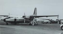 TKOさんが、大分空港で撮影した全日空 F27-224 Friendshipの航空フォト(飛行機 写真・画像)