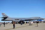 fortnumさんが、三沢飛行場で撮影したアメリカ空軍 B-1B Lancerの航空フォト(写真)