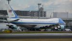 C.Hiranoさんが、伊丹空港で撮影したアメリカ空軍 VC-25A (747-2G4B)の航空フォト(写真)