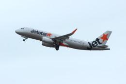 resocha747さんが、オークランド空港で撮影したジェットスター A320-232の航空フォト(飛行機 写真・画像)