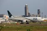 トールさんが、成田国際空港で撮影したパキスタン国際航空 777-240/ERの航空フォト(写真)