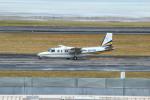 resocha747さんが、オークランド空港で撮影したエア・チャタム 690 Turbo Commanderの航空フォト(写真)