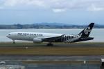 resocha747さんが、オークランド空港で撮影したニュージーランド航空 777-219/ERの航空フォト(写真)