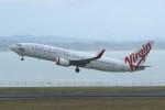 resocha747さんが、オークランド空港で撮影したヴァージン・オーストラリア 737-8FEの航空フォト(写真)
