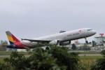 まっさんさんが、仙台空港で撮影したアシアナ航空 A321-231の航空フォト(写真)