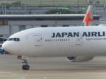 ✈︎Skyteam文✈︎N723AN✈︎さんが、成田国際空港で撮影した日本航空 777-346/ERの航空フォト(写真)