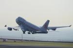 yabyanさんが、中部国際空港で撮影したカーゴルクス 747-4R7F/SCDの航空フォト(写真)