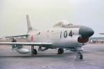 totsu19さんが、浜松基地で撮影した航空自衛隊 F-86D-45の航空フォト(写真)