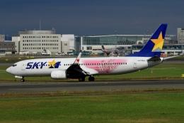 ウッディーさんが、新千歳空港で撮影したスカイマーク 737-86Nの航空フォト(写真)