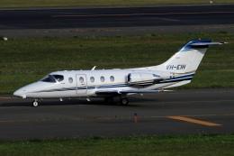 ウッディーさんが、新千歳空港で撮影した個人所有 Hawker 400Aの航空フォト(写真)