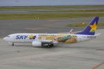 じゃりんこさんが、中部国際空港で撮影したスカイマーク 737-86Nの航空フォト(写真)