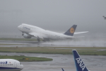 buntaroさんが、羽田空港で撮影したルフトハンザドイツ航空 747-830の航空フォト(写真)