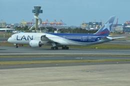 amagoさんが、シドニー国際空港で撮影したラタム・エアラインズ・チリ 787-9の航空フォト(写真)
