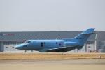 STAR TEAMさんが、名古屋飛行場で撮影した航空自衛隊 U-125A (BAe-125-800SM)の航空フォト(写真)