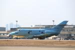 STAR TEAMさんが、名古屋飛行場で撮影した航空自衛隊 U-125A(Hawker 800)の航空フォト(写真)