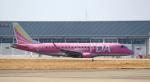 STAR TEAMさんが、名古屋飛行場で撮影したフジドリームエアラインズ ERJ-170-200 (ERJ-175STD)の航空フォト(写真)