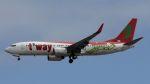やまちゃんさんが、仁川国際空港で撮影したティーウェイ航空 737-8Q8の航空フォト(写真)