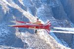 岡崎美合さんが、アクサルプ射撃訓練場で撮影したスイス空軍 F-5E Tiger IIの航空フォト(写真)