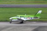 T.Sazenさんが、名古屋飛行場で撮影した日本法人所有 C90A King Airの航空フォト(写真)