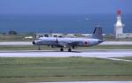 kumagorouさんが、那覇空港で撮影した航空自衛隊 YS-11A-305EBの航空フォト(飛行機 写真・画像)