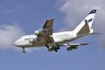 senyoさんが、成田国際空港で撮影したイラン航空 747SP-86の航空フォト(写真)