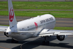 SHINYA787さんが、羽田空港で撮影した日本航空 767-346/ERの航空フォト(写真)