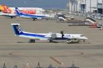 canon_leopardさんが、中部国際空港で撮影したANAウイングス DHC-8-402Q Dash 8の航空フォト(写真)